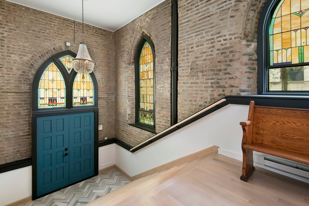 Church Conversion: Chicago Chapel Turned Into Holy Home