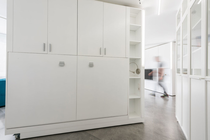 transforming apartment 11