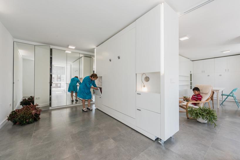transforming apartment 3