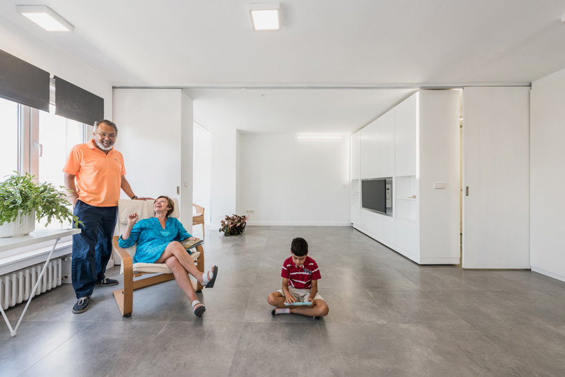 transforming apartment 5
