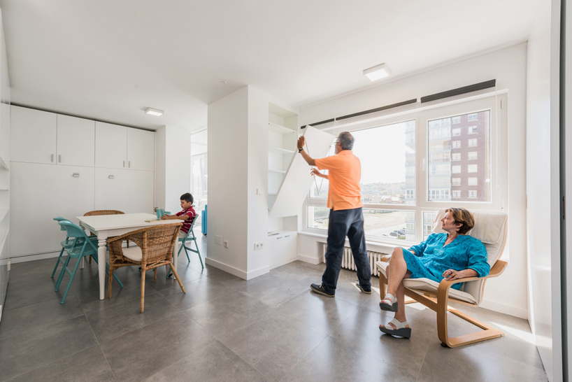 transforming apartment 6
