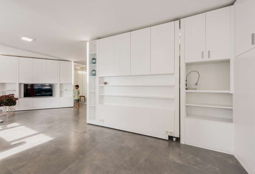 transforming apartment 7
