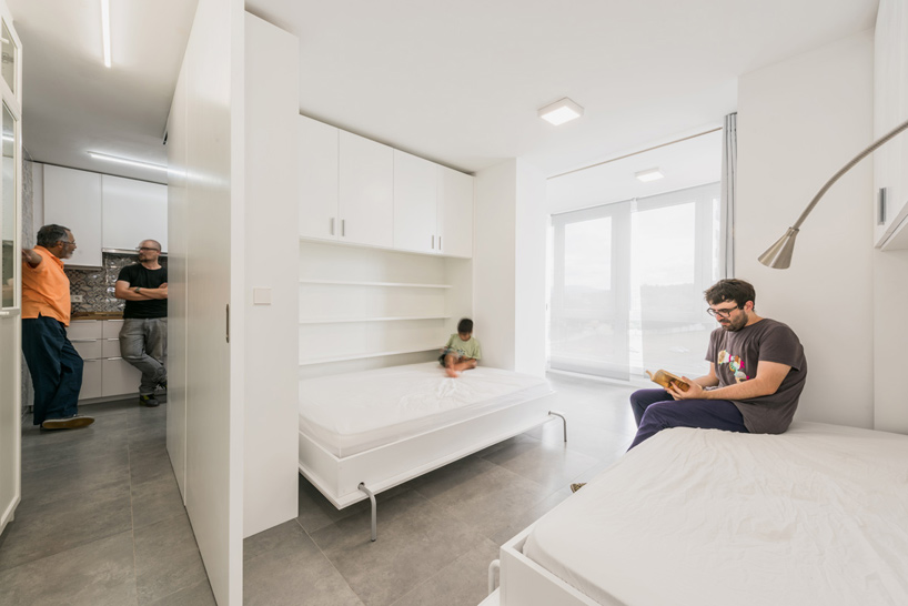 transforming apartment 8