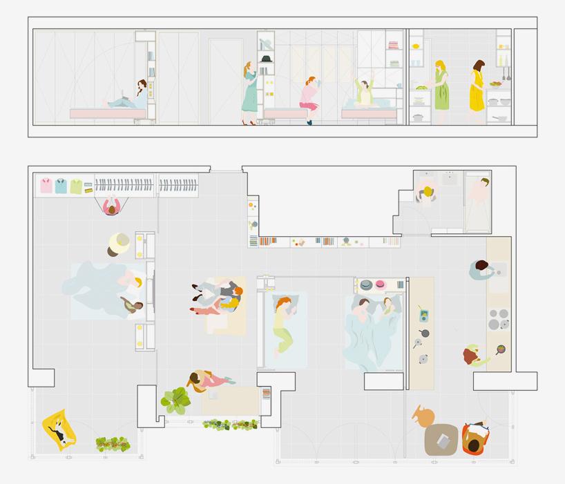 transforming apartment 9