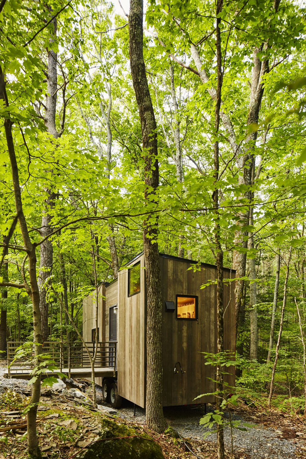 Tiny House Getaway: Test Drive a Mini Cabin in Rural New York