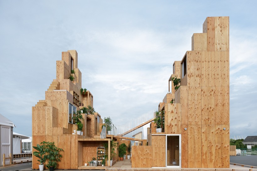Urban Apartment Living Redefined: A Vision for Timber Towers in Tokyo