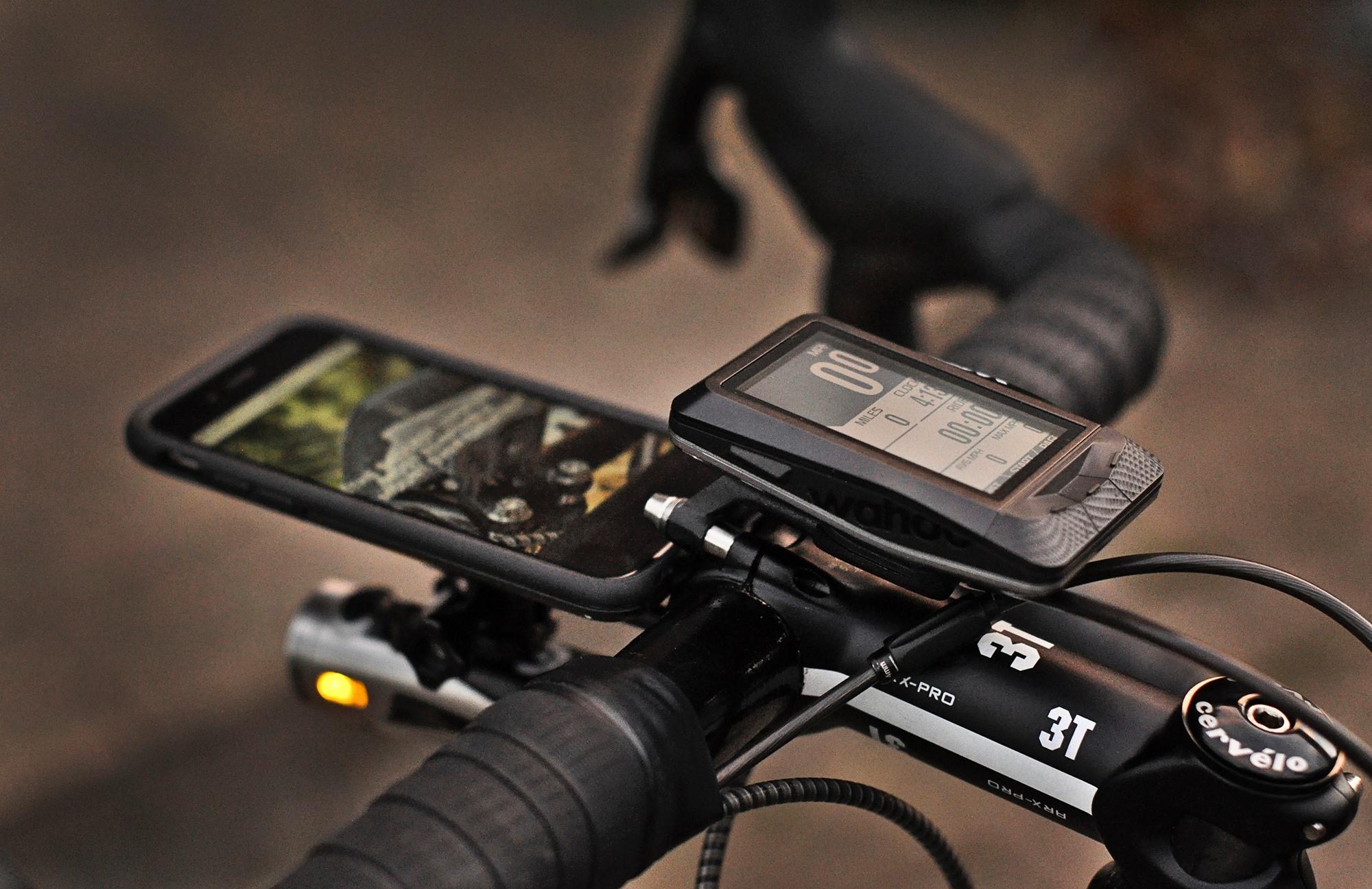 mounted bike computer