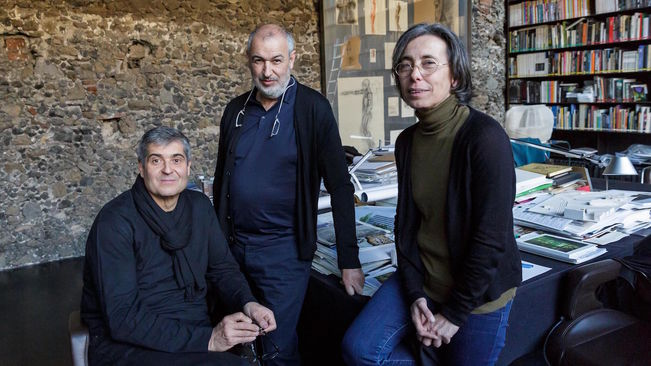 RCR Architects Win 2017 Pritzker Prize