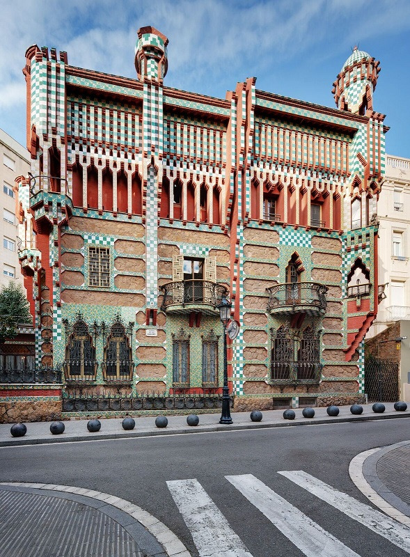First Private Home Designed by Gaudí to Open to the Public